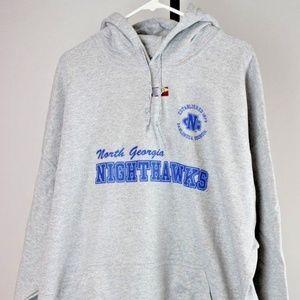 Other - North Georgia Nighthawks Hooded Sweatshirt (Gray)